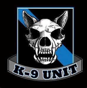 Police K9 Unit Logos