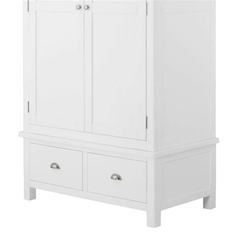 Large Wardrobe With Drawers by 15 The Best Large White Wardrobes With Drawers
