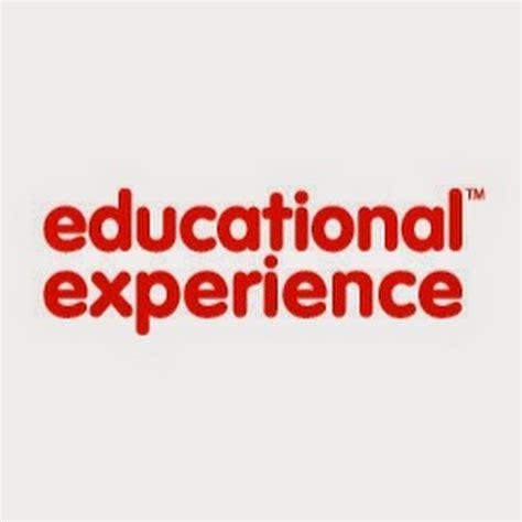 educational experience youtube