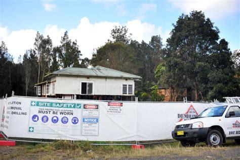 asbestos fear  homeowner coffs coast advocate
