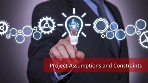 Learn The Definitions Of Project Assumptions and ...