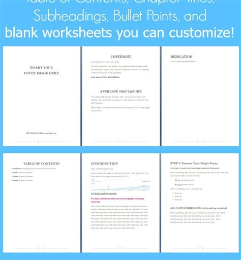 free ebook templates ebooks what does