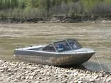 Photos of Jet Aluminum Boats