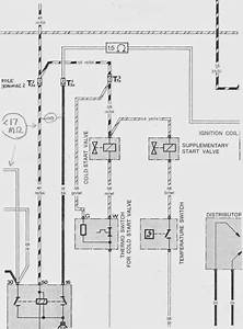 1979 Porsche 924 Fuel Injection Cold Start Wiring Diagram