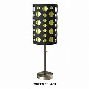 ore retro table lamp with drum shade l brilliant source With b h s table lamp shades