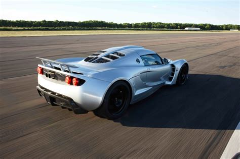 First Hennessey Venom Gt Goes To Middle East Customer