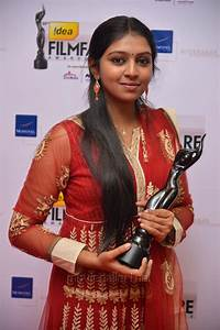 Picture 519327 | Lakshmi Menon @ 60th Idea Filmfare Awards ...