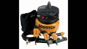 Bostitch U  Cpack1850bn Compressor Combo Kit