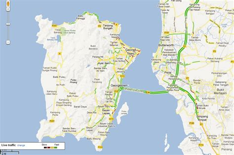 google maps traffic layer  offers real time traffic