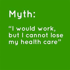 MYTHBUSTERS: Disability Benefits and Work | Elbow Grease ...