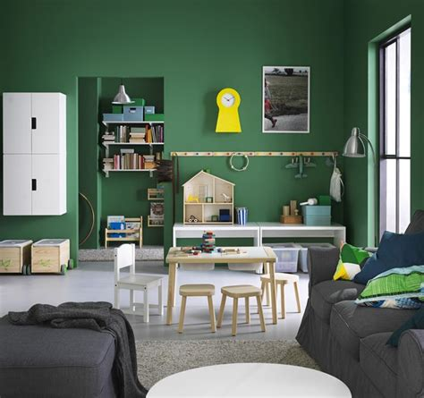 Idee Rangement Chambre Fille Id 233 E Rangement Chambre Enfant Avec Meubles Ikea