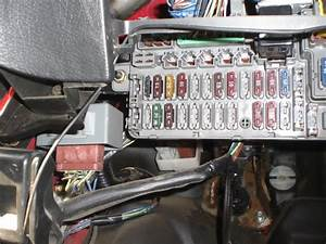 Honda Del Sol Fuse Box Diagram  Honda  Wiring Diagram Images