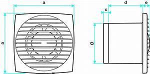 Extracteur D Air Solaire : extracteur aldes design 100 t 11022301 l ventilation ~ Dailycaller-alerts.com Idées de Décoration