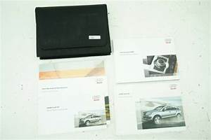 522 Audi Q7 08 2008 Owners Manual User Guide Booklets W