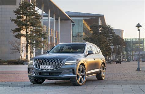 Genesis debuts GV80 luxury SUV in Seoul • Exhaust Notes ...