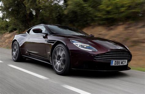 Aston Martin Db11 V8 Laptimes, Specs, Performance Data