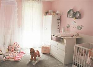 Chambre Bb Fille Ikea Awesome Une Belle Chambre De Bb Nos