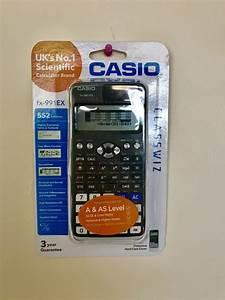 A Level Scientific Calculator