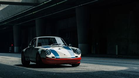 porsche   tunnel wallpaper