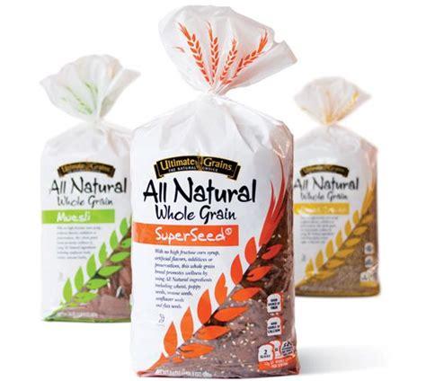 ultimate grains bread packaging packaging pick