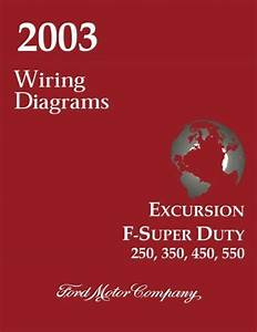2003 Ford Shop Service Manuals   Wiring Diagrams