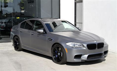 2013 Bmw M5 by 2013 Bmw M5 Matte Paint Stock 6008 For Sale Near