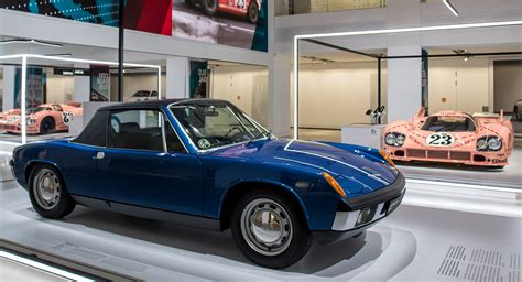 berlin car porsche celebrates 70 years of sports cars with special berlin exhibition carscoops