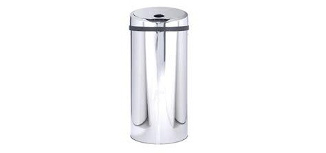poubelle ronde infrarouge offrez vous une poubelle automatique inox rdv d 233 co