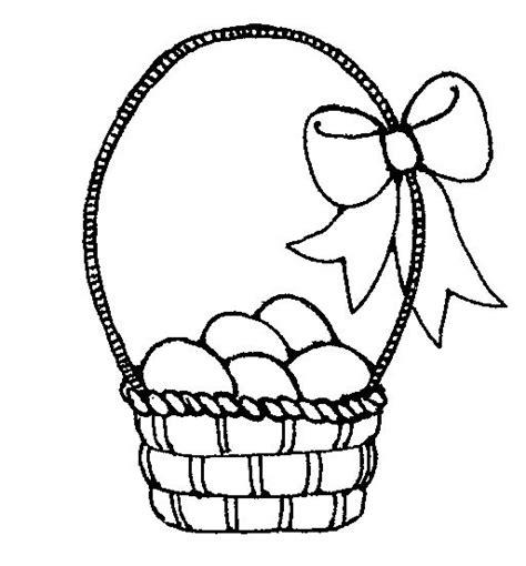 easter border clipart black and white easter basket clipart black and white images easter day