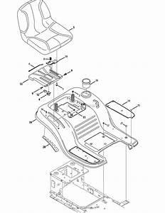 Mtd 13al78xt299  247 203750   T1600   2014  Parts Diagram