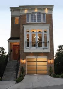 3 story houses beautiful modern homes designs front views