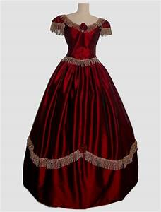 Hand made civil war ball gown or bridal wedding dress by for Civil war style wedding dresses