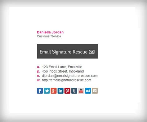 Div Templates 1000 Images About Email Signature Templates On