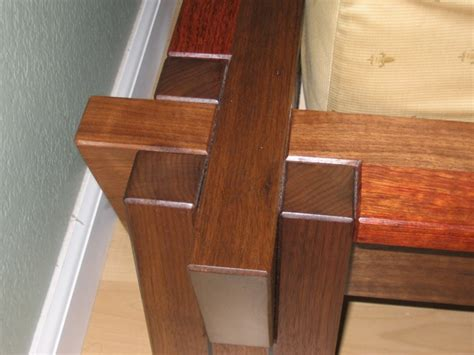 tatami style bed finewoodworking