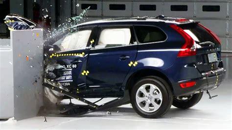 crash testing   volvo xc  downshift episode