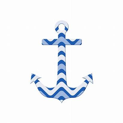 Anchor Clipart Pattern Background