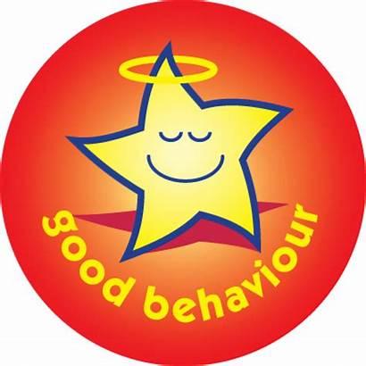 Behaviour Clipart Stickers Behavior Reward Star Sticker
