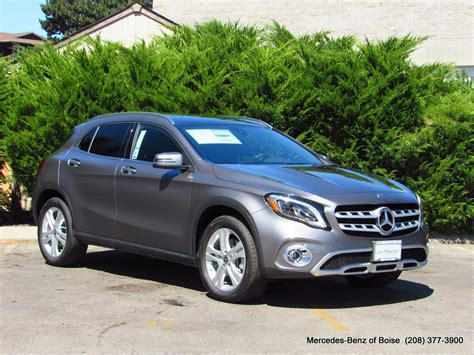 Request a dealer quote or view used cars at msn autos. Pre-Owned 2018 Mercedes-Benz GLA GLA 250 4MATIC® SUV Sport ...