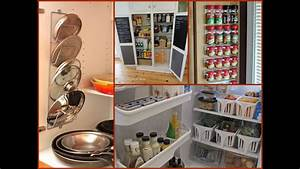 Diy Kitchen Organization Tips - Home Organization Ideas
