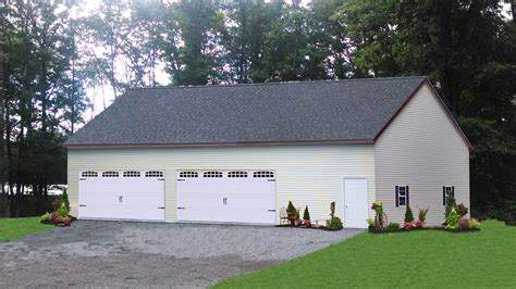 4 car garage cost detached four car garage prices buy 4 bay garage