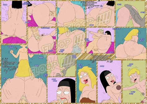 American Dad Hot Times On The 4th Of July By Grigori