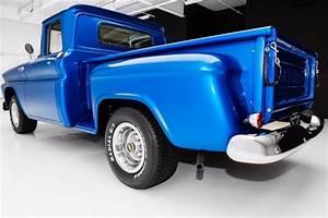 1962 Chevrolet Pickup C10  Stepside  Extensive Restoration