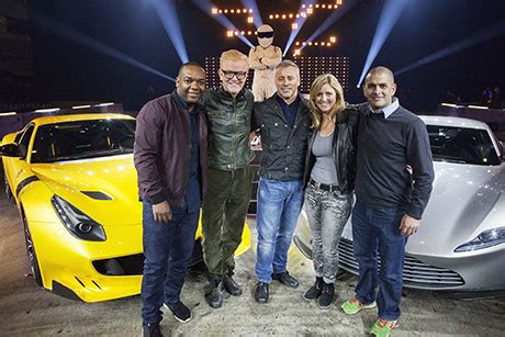 Top Gear Line Up by Bbc3 To Carry Top Gear Spin News C21media