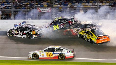 The Worst Nascar Crashes Ever