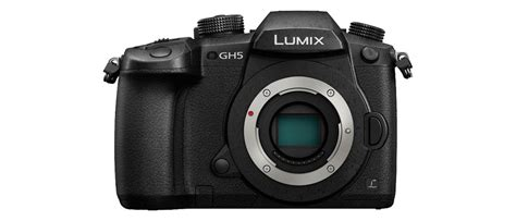 panasonic mirrorless 4k dc gh5 firmware update