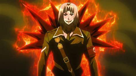 Dies Irae Anime Blog Dies Irae Ep 6 O Nazista Dourado Anime21