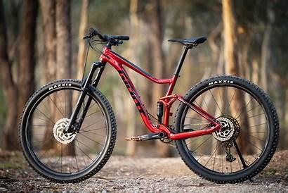 Giant Trance Stance Bike Mountain Mtb Test