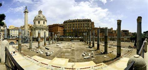 Trajan´s Forum - Data, Photos & Plans - WikiArquitectura