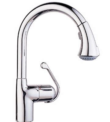 Grohe Kitchen Faucet Parts by Grohe Ladylux Cafe 33 758 Pull Out Faucet Parts