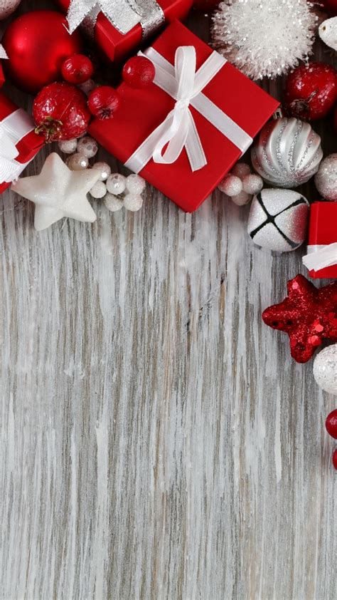wallpaper christmas  year gifts stars decorations